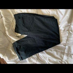 Gap Black Work Pants